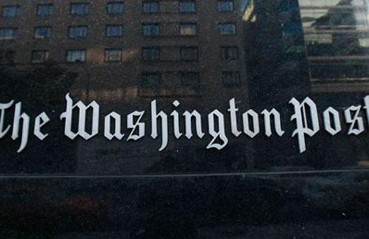 Газета The Washington Post сокращает персонал  на территории США