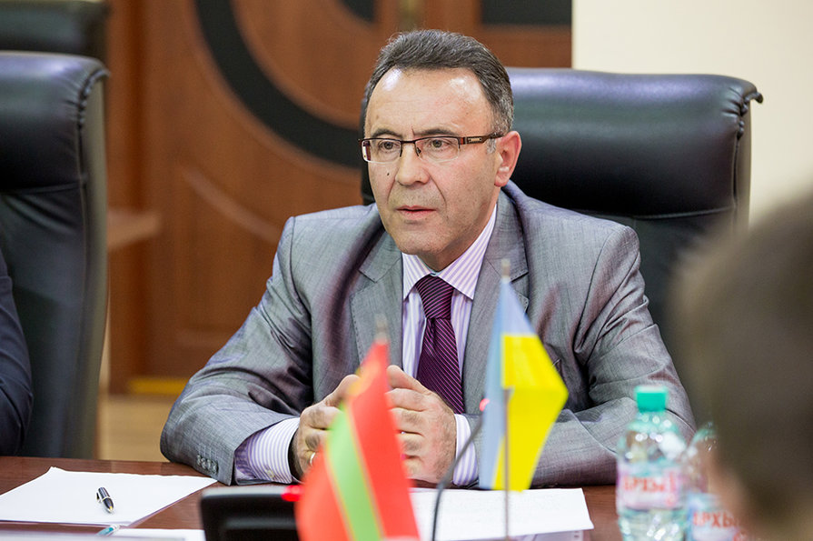 """Посол Украины в Молдове уволен по  """"личным обстоятельствам"""""""
