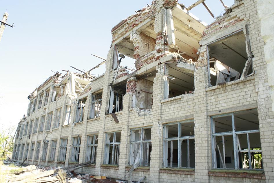 Иностранные доноры выделят $1,5 млрд на восстановление Донбасса