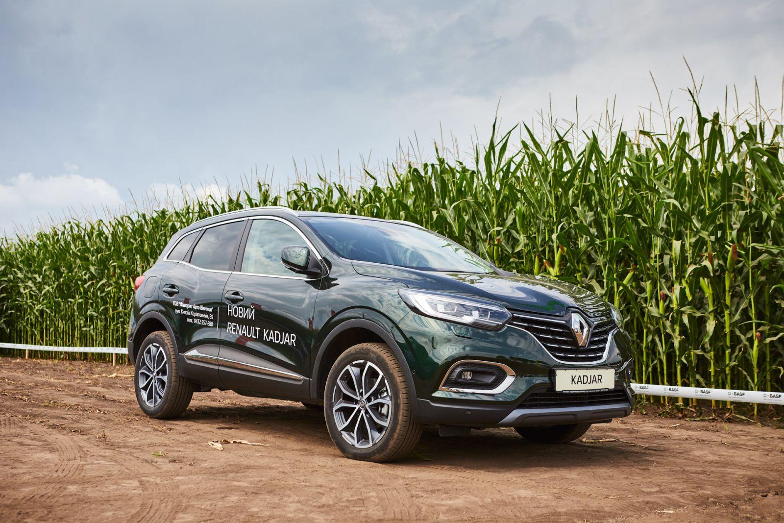 Компания Renault в Украине рекордно увеличила продажи и долю рынка в 201...