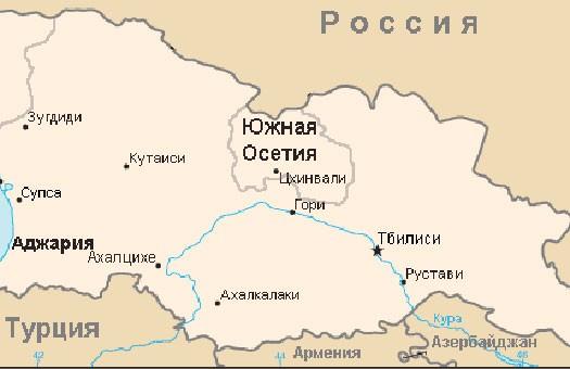 Россия и Грузия договорились об открытии границ, - СМИ