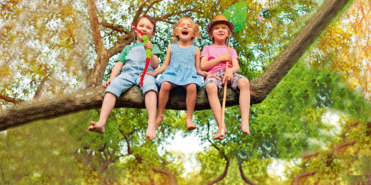 Долой смартфоны. 8 необычных летних лагерей для детей, в которых они заб...
