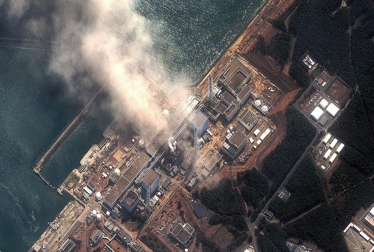 Авария на АЭС, Фукусима, Авария на АЭС Фукусима