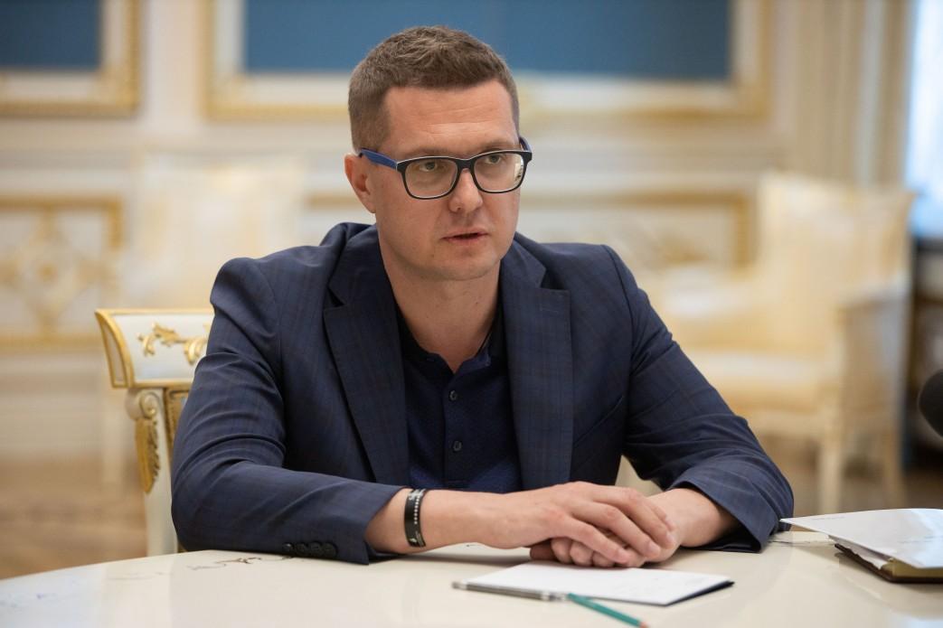 Мендель прокомментировала назначение Баканова и.о. главы СБУ