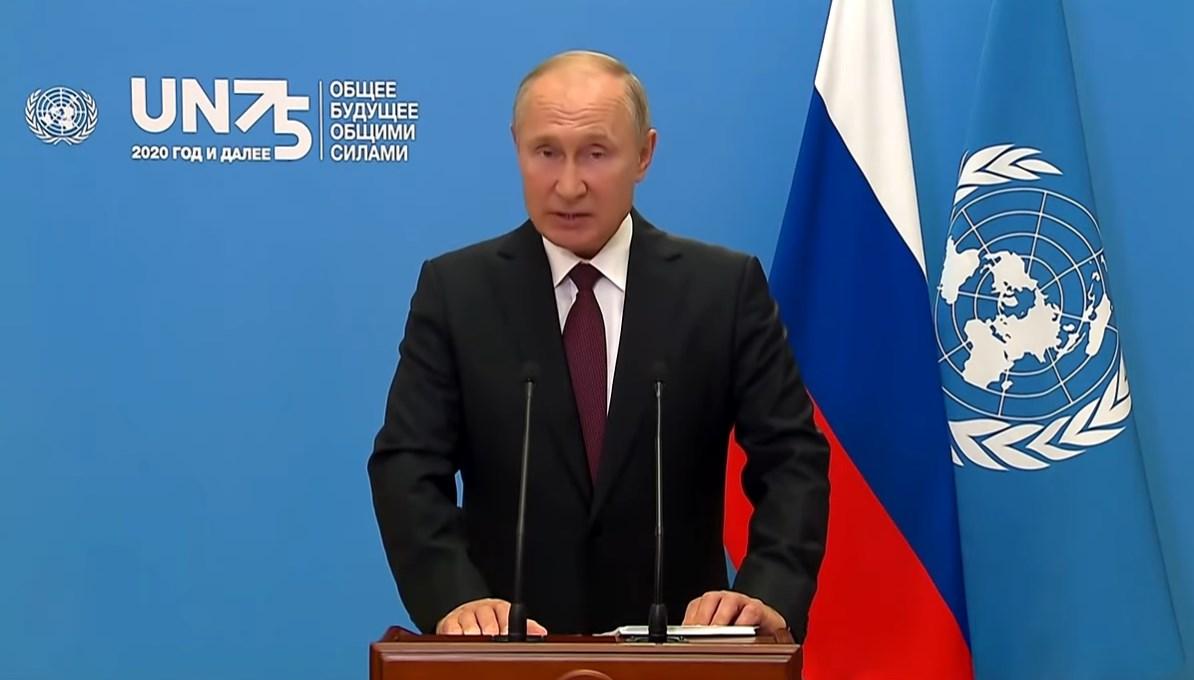 """Путин попросил о """"зеленом коридоре"""" и """"расчистке"""" от санкций, чтобы спра..."""