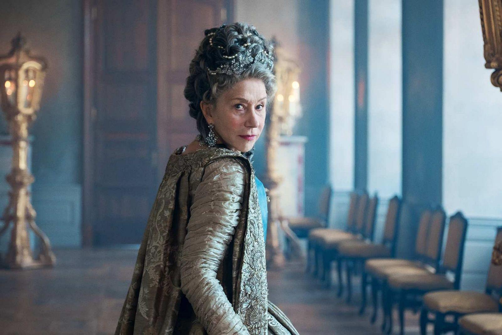 Хелен Миррен в роли Екатерины Великой появится в октябре