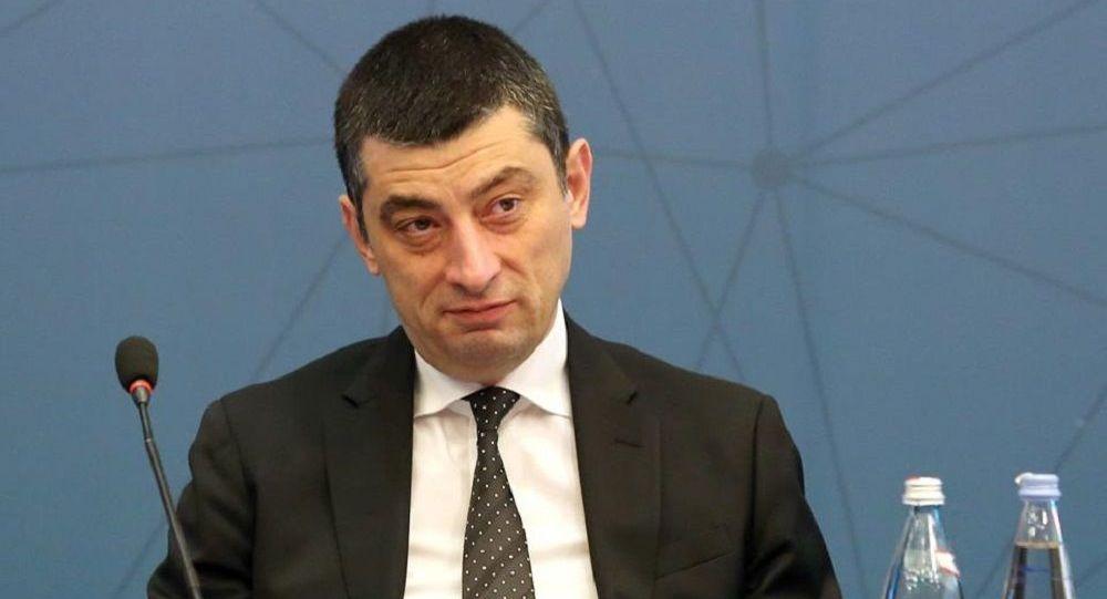 Премьером Грузии стал экс-глава МВД, который разгонял антироссийский мит...
