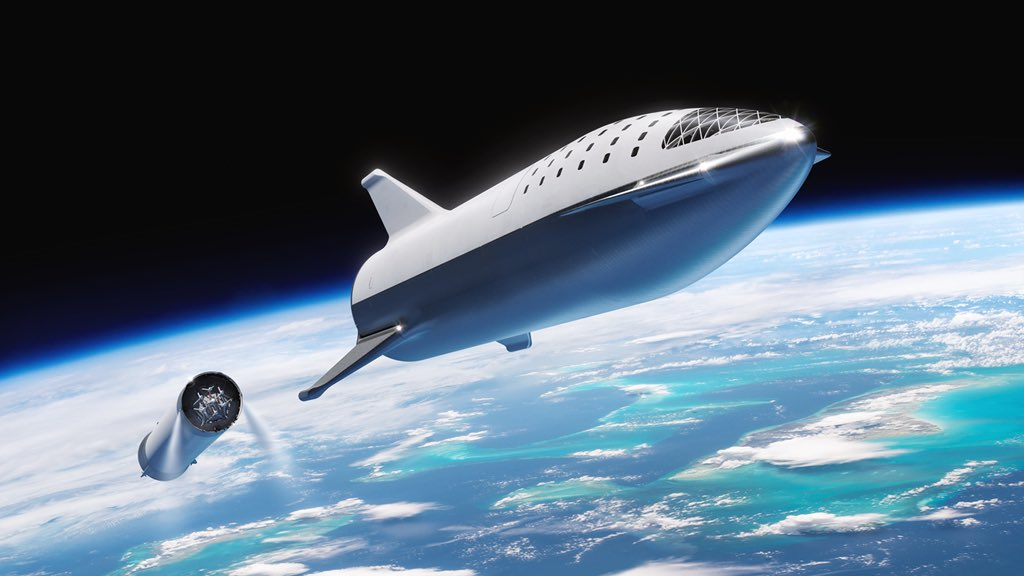 Прыжки в высоту. SpaceX протестировала прототип корабля для полетов на М...