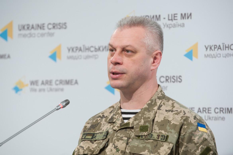 АТО: Погибли трое украинских военных