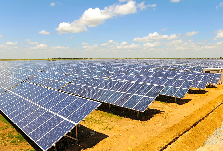 Южнокорейская компания постоит две солнечные электростанции в Украине