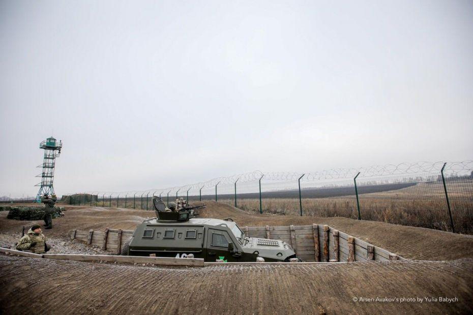 """На проект """"Стена"""" потратили 1,3 млрд гривен, – ГПСУ"""