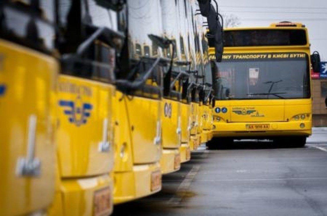 Киев в 2020 году закупит 273 современных автобуса, – Кличко