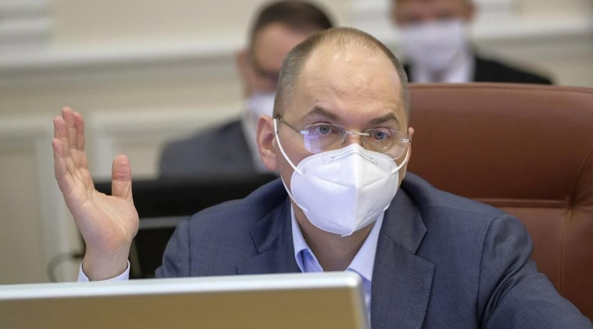 Украинцев начнут вакцинировать китайской CoronaVac после 10 апреля, - Степанов