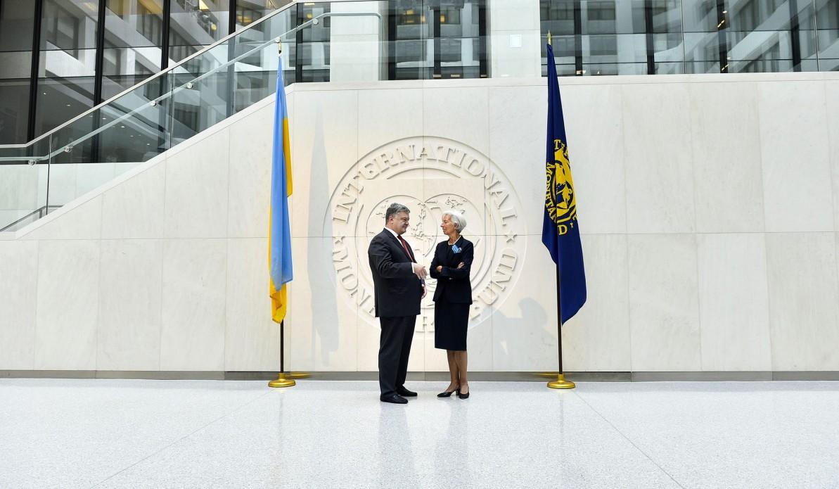 Украина выполнила 80% требований МВФ по траншу, - Порошенко