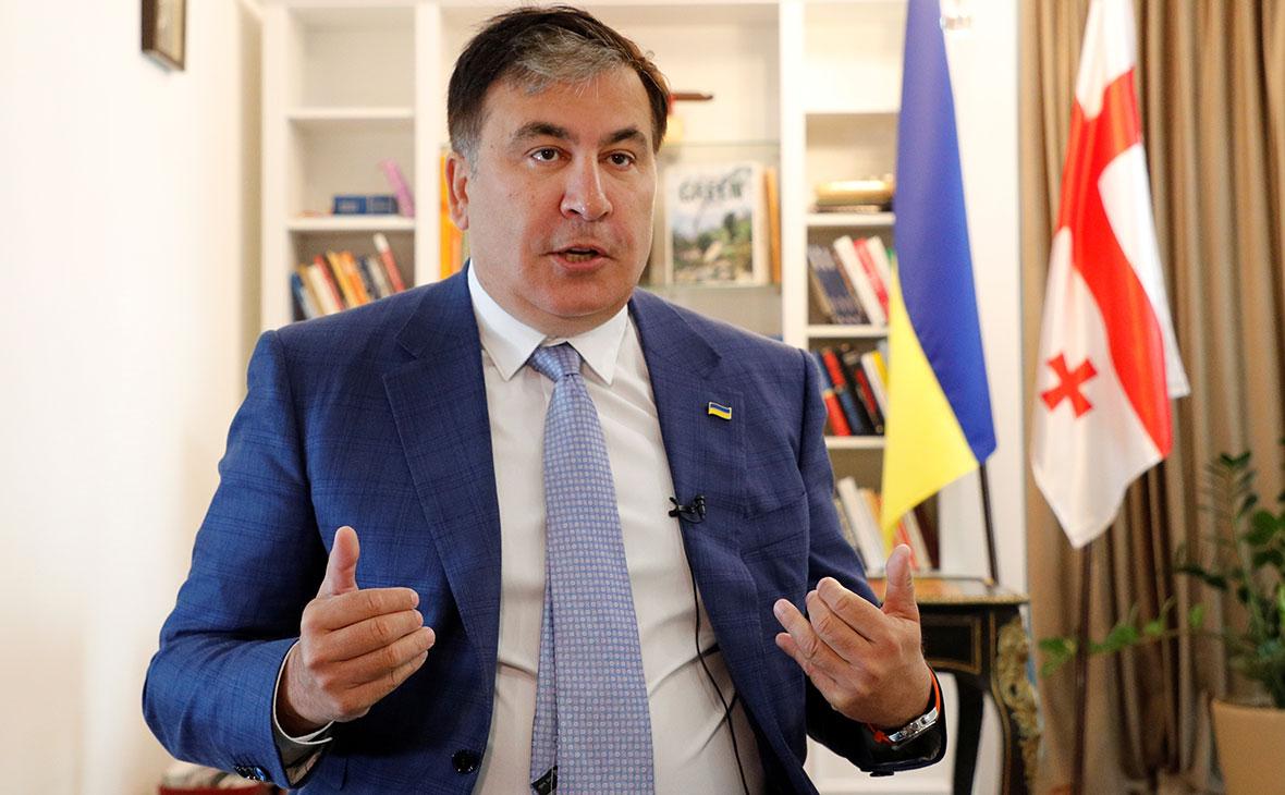 Украинского посла вызовут в МИД Грузии из-за заявлений Саакашвили