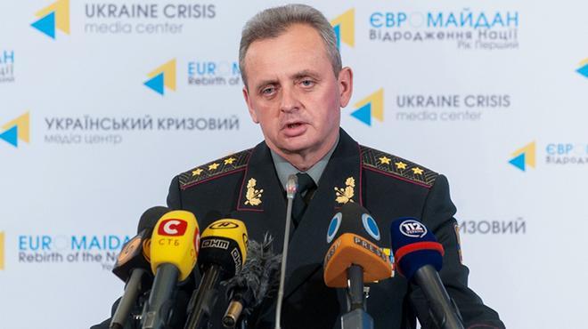 Украина имела шансы отстоять Крым в 2014 году, – Муженко