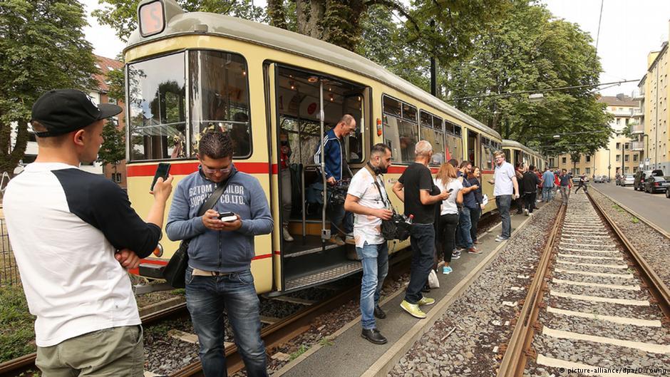 В Германии запустили трамвай для охоты на покемонов