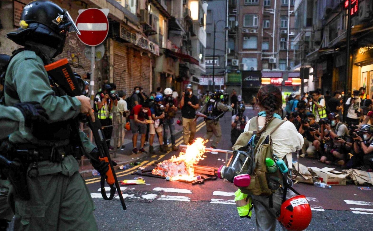 Закат Гонконга. Как Пекин начинает волну новой колонизации
