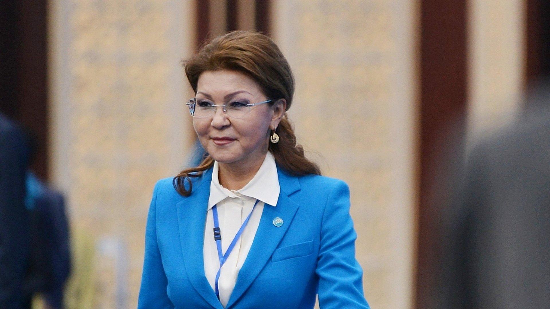 Дочь Назарбаева называла детей-инвалидов уродами