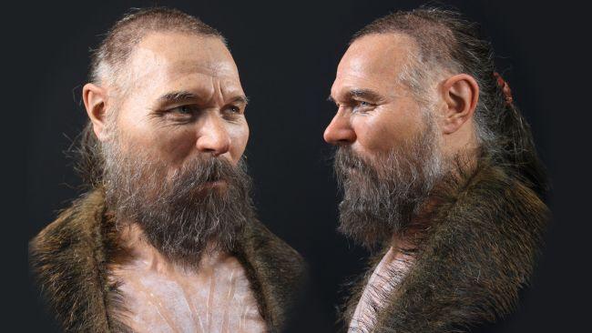Шведские ученые реконструировали облик человека, чью голову насадили на...