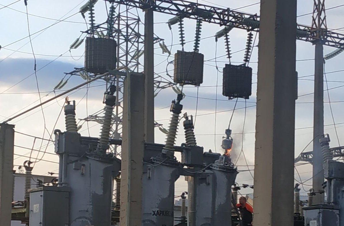 Коммунальщики Киева устранили аварию на ТЭЦ и возобновили электроснабжен...