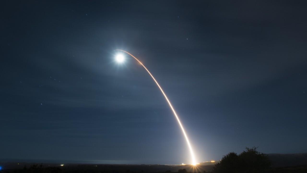 США провели успешное испытание межконтинентальной ракеты Minuteman III