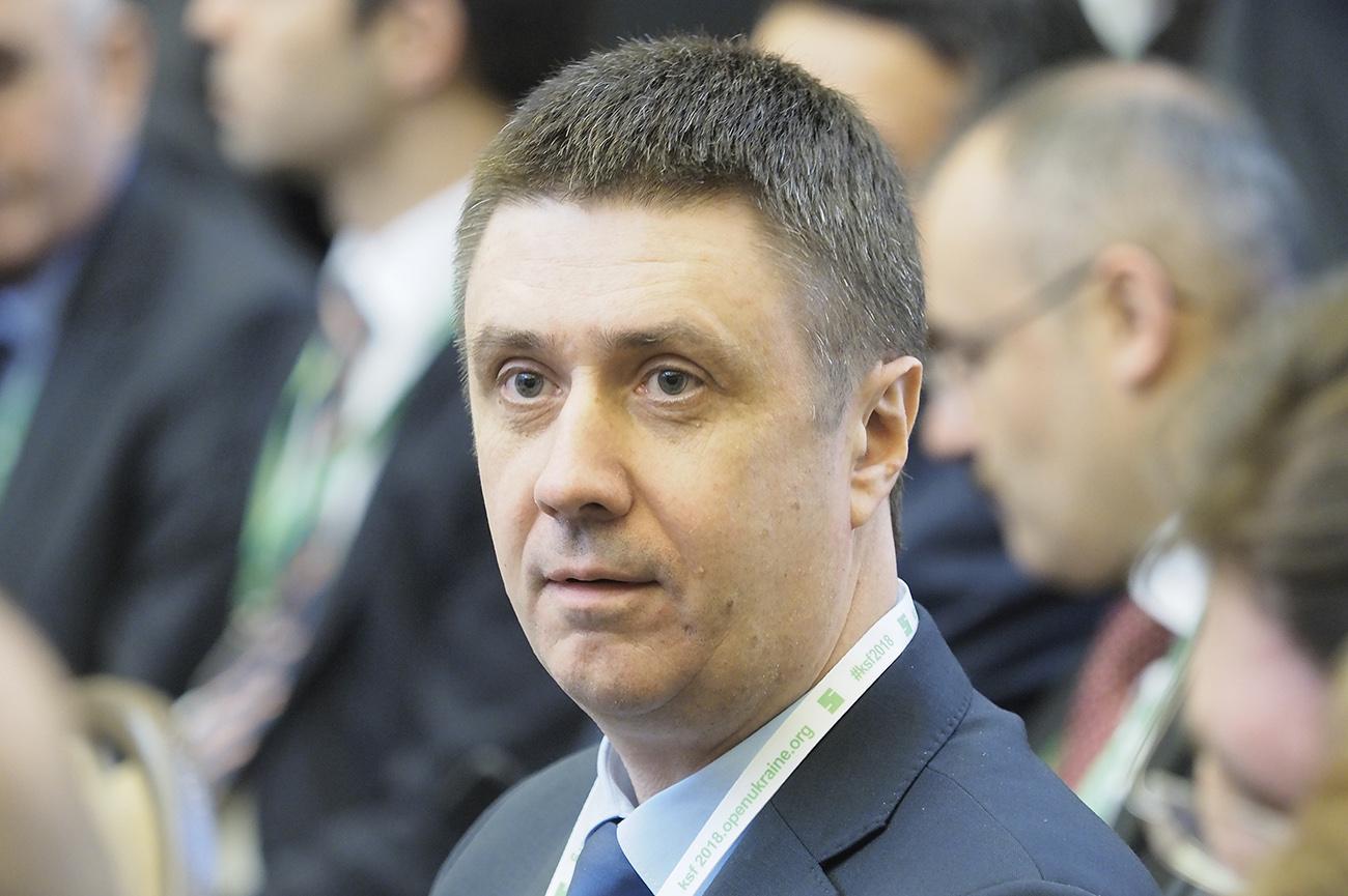 Вице-премьер Кириленко требует от Авакова прекратить акции устрашения ак...