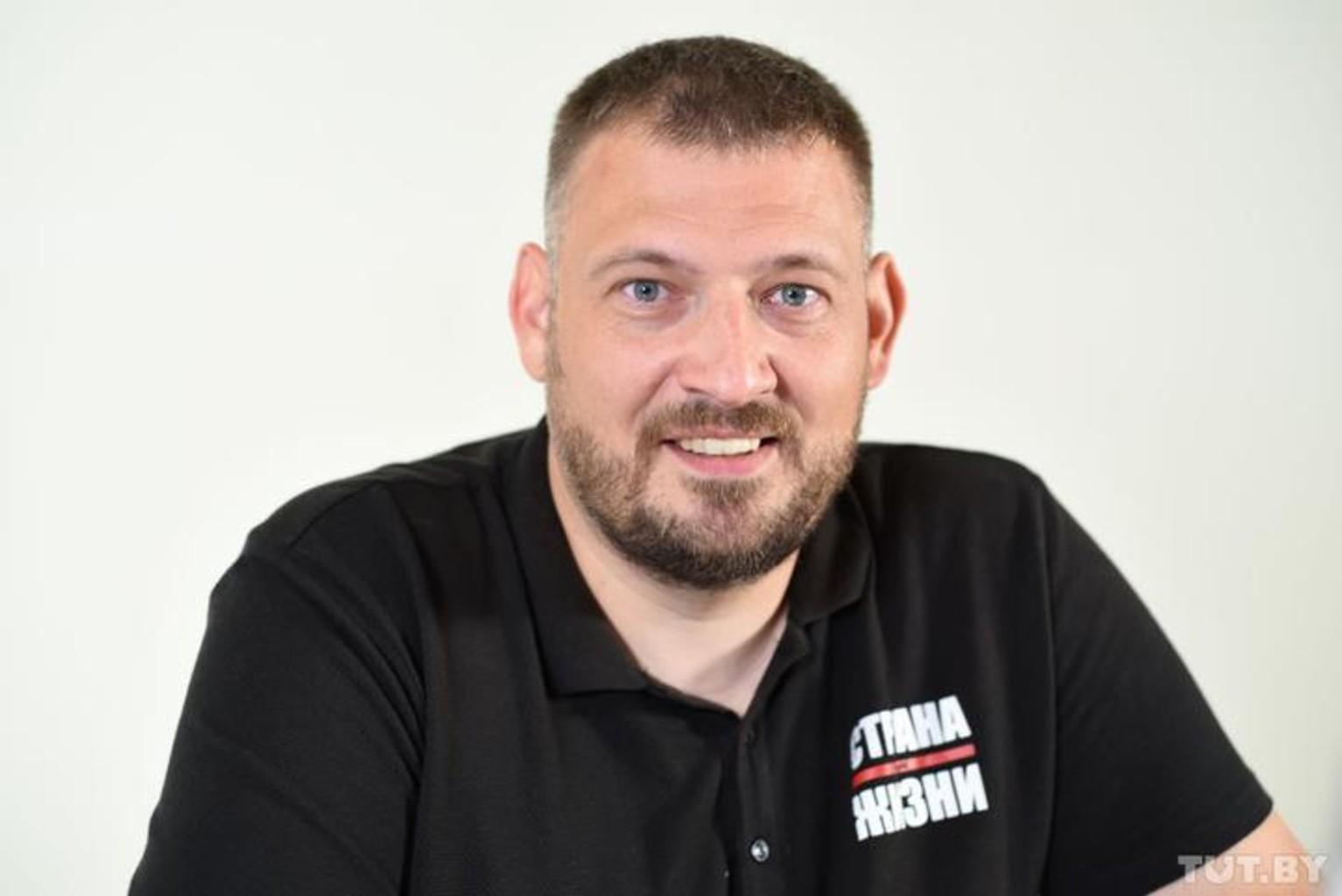 Мужа Тихановской Сергея этапировали из Минска в Жодино,  – Telegram-кана...