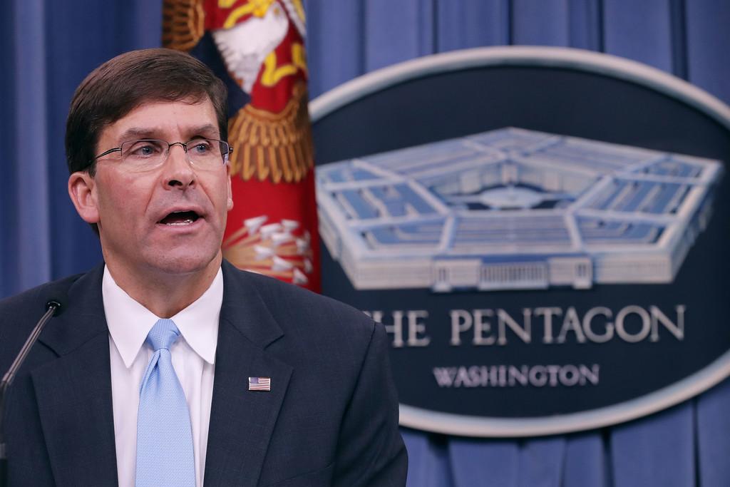 Новый глава Пентагона выступил за дипломатическое решение по Ирану