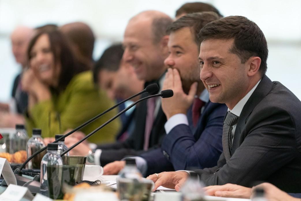 Зеленский призвал американских инвесторов верить в Украину