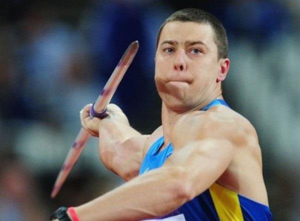 Украинского метателя копья лишили завоеванной на Олимпиаде-2012 медали