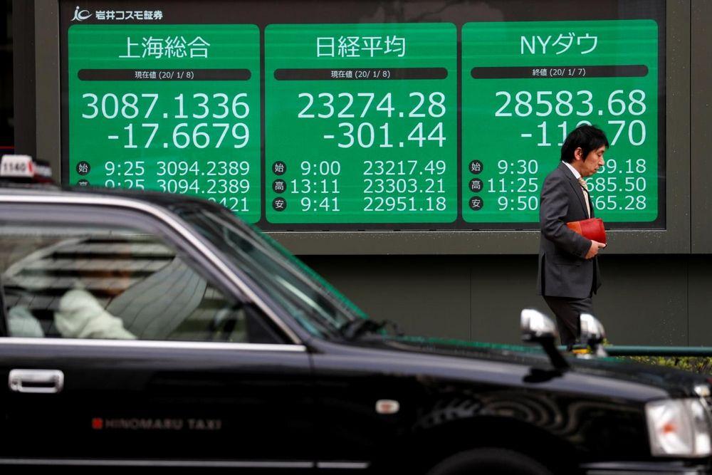Страны Азии приготовились к обвалу экономики впервые за 60 лет