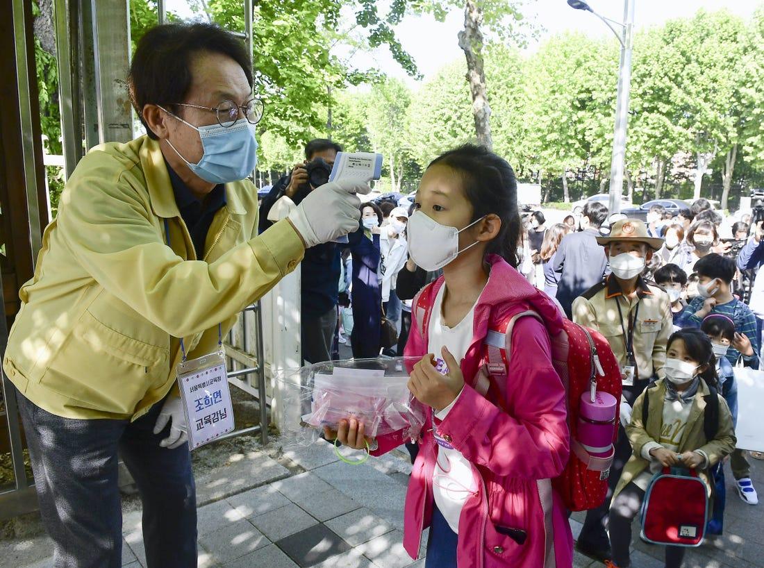 Южная Корея официально подтвердила у себя вторую волну коронавируса
