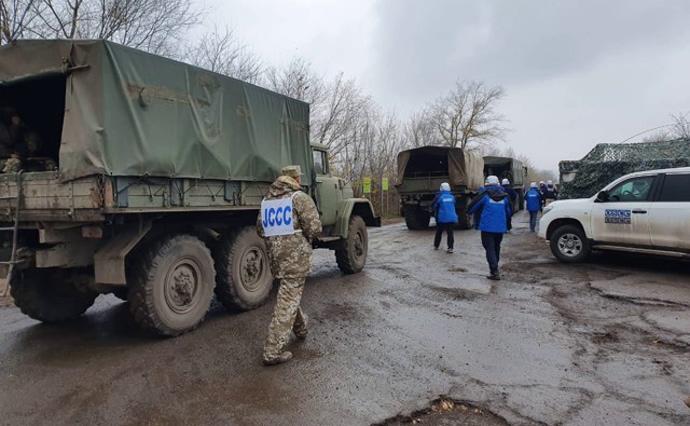 Разведение войск в Золотом завершилось, – штаб ООС (обновлено)