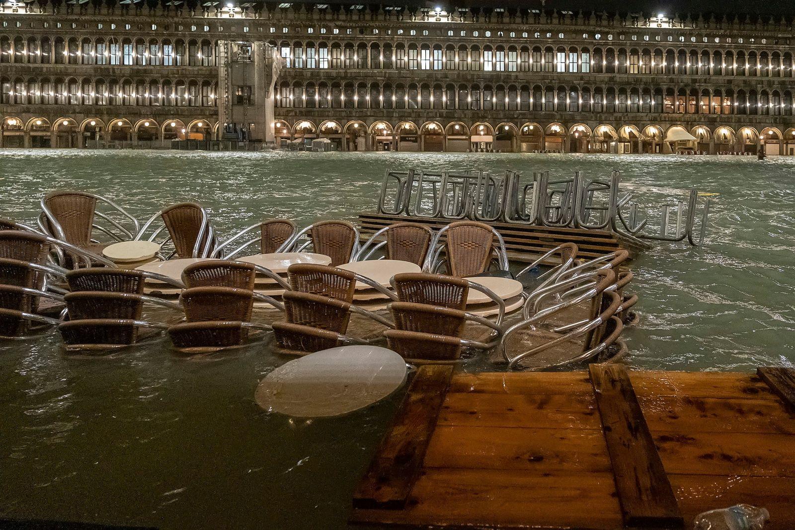 венеция, потоп
