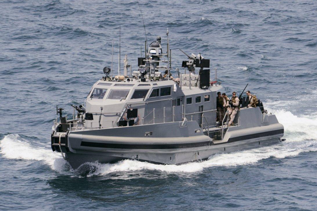 США передадут Украине патрульные катера и РЛС на $125 млн