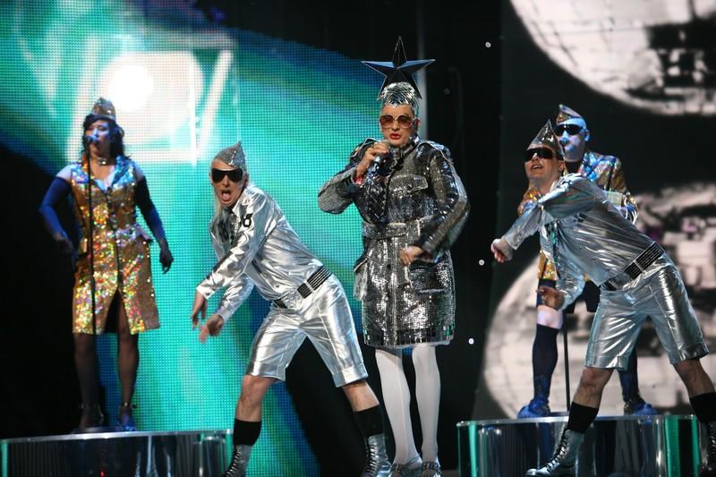 На Евровидение-2019 выступит Верка Сердючка в качестве гостя