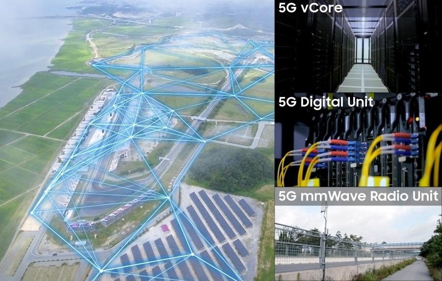 Samsung приближает будущее 5G