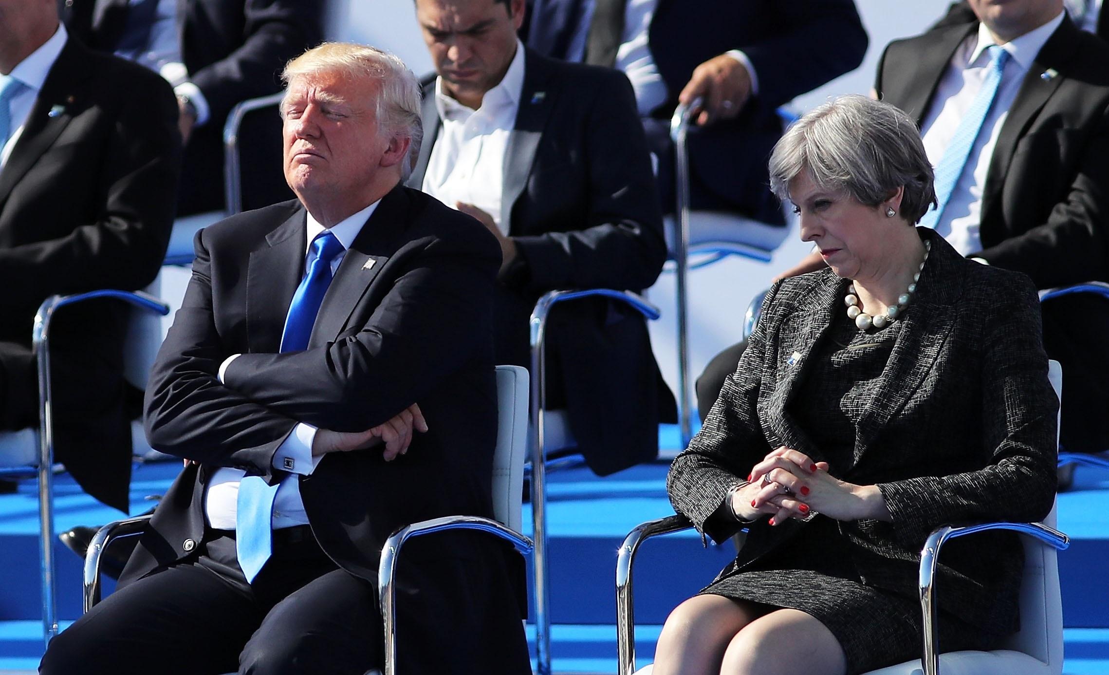 Кризис доверия. Карл Бильдт о том, кто проиграет в мире без англосаксонс...
