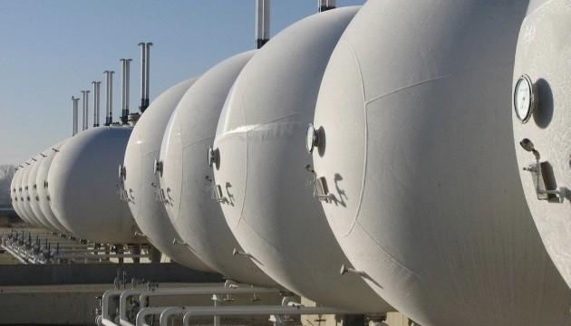 Из США в Украину начал поступать сжиженный газ
