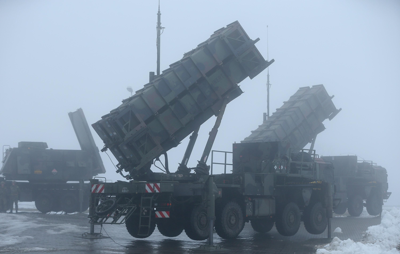 Трёхслойный зонтик. Как система ПРО Patriot изменит баланс сил в Восточн...