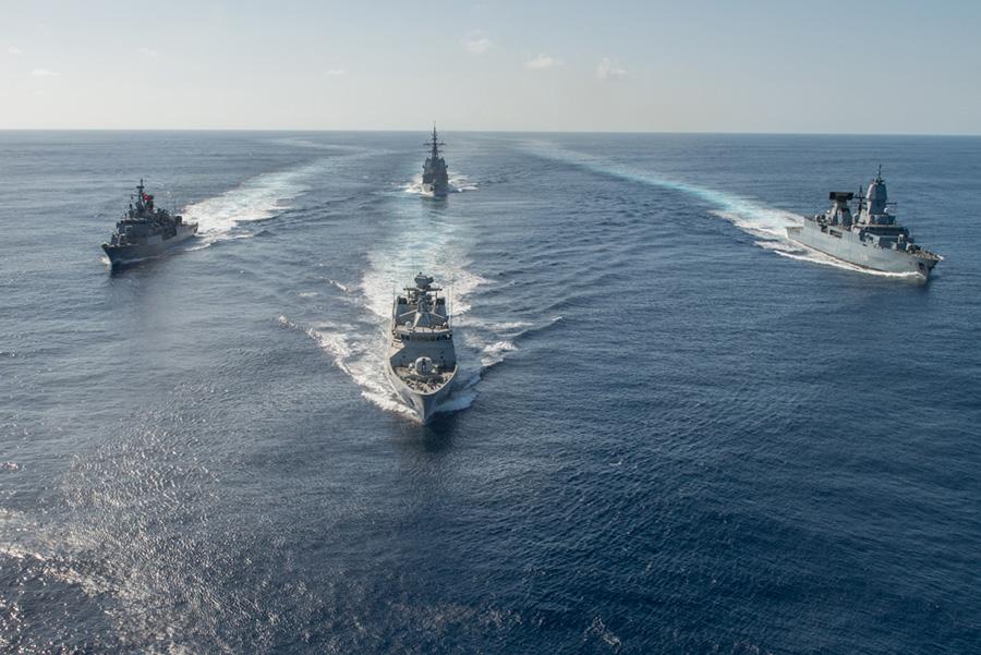 Фото морских боевых кораблей