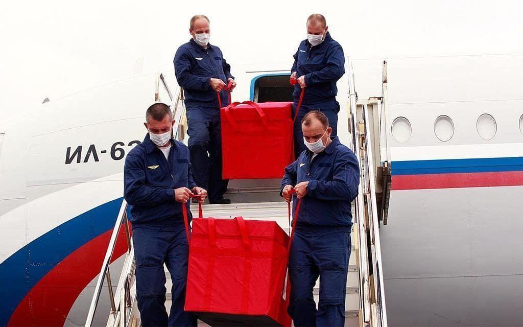 Российскую вакцину от COVID-19 доставили в Венесуэлу: ее протестируют на...