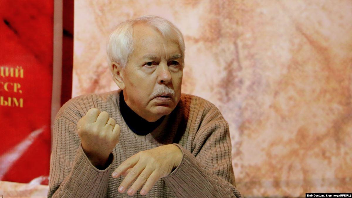 В России умер первый и единственный президент Крыма
