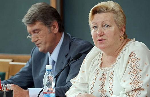 Глава секретариата президента назвала недостойной реакцию Тимошенко на ш...
