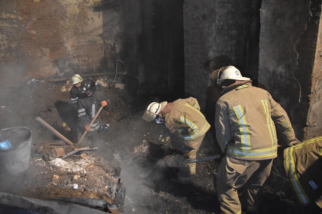 Пожар в Одессе: В больницах остаются восемь человек