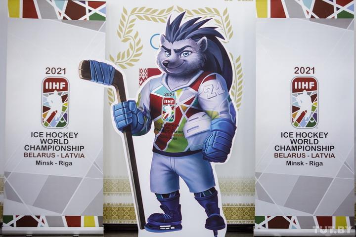 Латвия может отказаться проводить совместно с Беларусью чемпионат мира п...