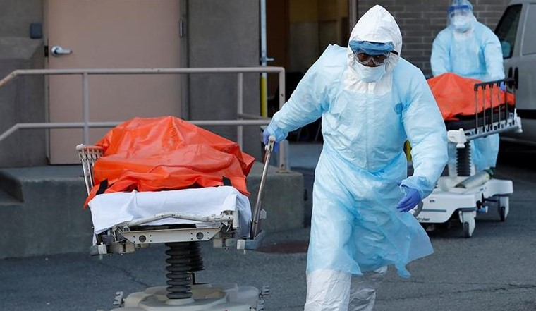 Статистика коронавируса в мире на 10 июля: более полумиллиона летальных...