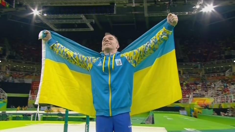 ОлегВерняев добыл для Украины долгожданное золото Олимпиады