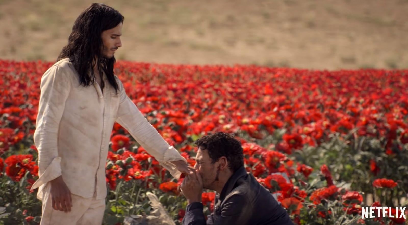 """Библейская тема: в первый день нового года на Netflix стартует сериал """"М..."""
